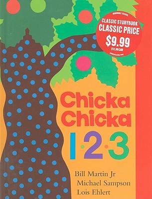 Chicka Chicka 1, 2, 3 - Martin, Bill, Jr., and Sampson, Michael, and Ehlert, Lois (Illustrator)
