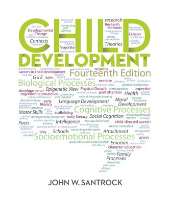 Child Development - Santrock, John W