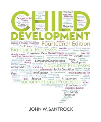 Child Development - Santrock, John W, Ph.D.