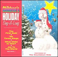 Children's Holiday Sing-A-Long - The Countdown Kids