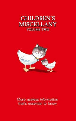 Children's Miscellany Volume 2: More Useless Information That's Essential to Know - Enright, Dominique