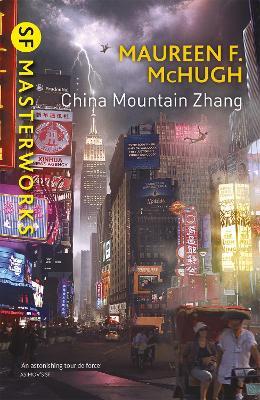 China Mountain Zhang - McHugh, Maureen F.