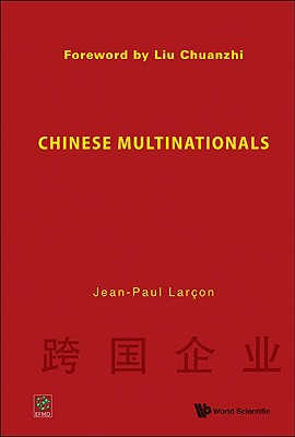Chinese Multinationals - Larcon, Jean-Paul (Editor)