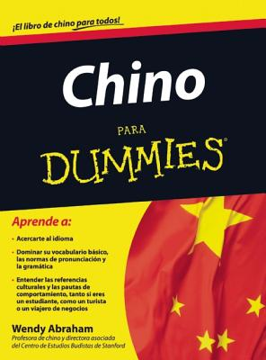 Chino Para Dummies - Abraham, Wendy, and Correa, Maria Mercedes (Translated by)