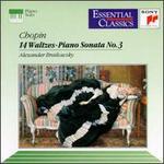 Chopin: 14 Waltzes; Piano Sonata No.3