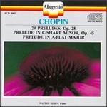 Chopin:26 Preludes