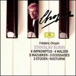 Chopin: 4 Impromptus; 4 Walzer; 5 Mazurken; 3 Ecossaises; 2 Et�den; Nocturne