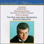 Chopin: Concerto No.1; Rachmaninov: Rhapsody on a Theme of Paganini