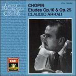 Chopin: Etudes Op. 10 & Op. 25