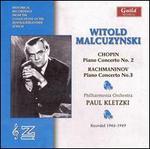 Chopin: Piano Concerto No. 2; Rachmaninov: Piano Concerto No. 3