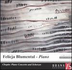 Chopin: Piano Concerto; Scherzos