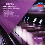 Chopin: Piano Encores