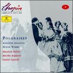 Chopin: Polonaises; Andante Spianato; Minor Works