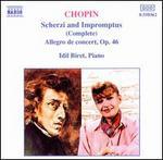 Chopin: Scherzi and Impromptus