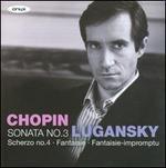 Chopin: Sonata No. 3; Scherzo No. 4