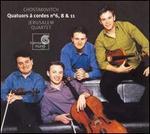 Chostakovitch: Quatuors à cordes Nos. 6, 8 & 11