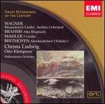 Christa Ludwig sings Wagner, Brahms, Mahler & Beethoven