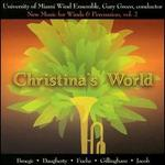 Christina's World: Music for Winds & Percussion, Vol. 2