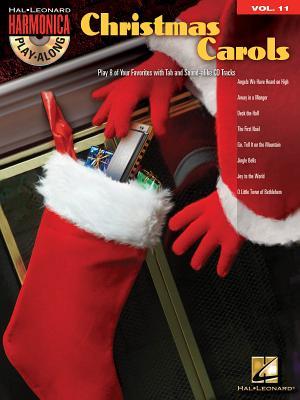 Christmas Carols: Harmonica Play-Along Volume 11 - Hal Leonard Publishing Corporation (Creator)