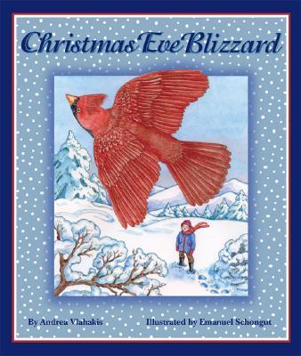 Christmas Eve Blizzard - Vlahakis, Andrea