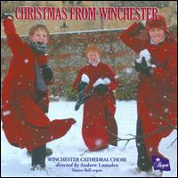 Christmas from Winchester - Andrew De Silva (vocals); Anna-Lisa Springham (vocals); Eleanor Spender (vocals); Frances Kelly (harp);...