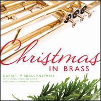 Christmas in Brass - Gabriel V Brass Ensemble (brass ensemble)