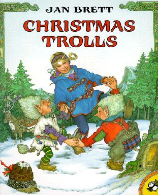 Christmas Trolls - Brett, Jan