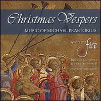 Christmas Vespers: Music of Michael Praetorius - Abigail Clark (treble); Jolle Greenleaf (soprano); Kirsten Solleck-Avella (mezzo-soprano); Kirsten Solleck-Avella (cantor);...