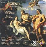 Christophe Lemenu de St. Philbert: 6 Cantatilles