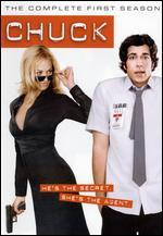 Chuck: The Complete First Season [4 Discs]