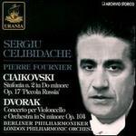 "Ciakovksi: Sinfonia No. 2 Op. 17 ""Piccola Russia""; Dvorak: Concerto Op. 104"