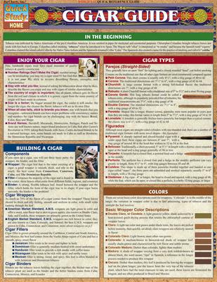 Cigar Guide - BarCharts, Inc.