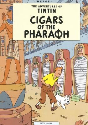 Cigars of the Pharoah - Herge