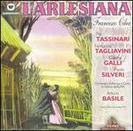 Cilea: L'Arlesiana - Antonio Zerbini (vocals); Bruno Carmassi (vocals); Ferruccio Tagliavini (vocals); Gianna Galli (vocals);...