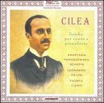 Cilea: Liriche per canto e pianoforte
