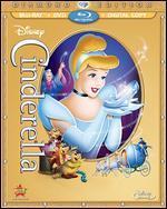 Cinderella [Diamond Edition] [3 Discs] [Blu-ray/DVD] [Includes Digital Copy]