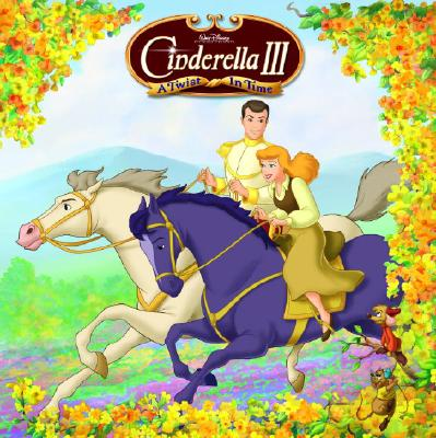 Cinderella III: A Twist in Time - Arps, Melissa
