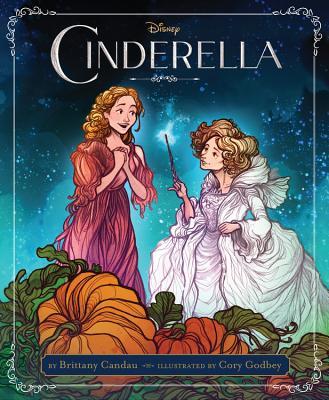 Cinderella Picture Book: Purchase Includes Disney eBook! - Candau, Brittany