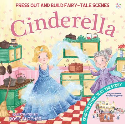 Cinderella - Rose, Eilidh, and Butcher, Rosie (Illustrator)