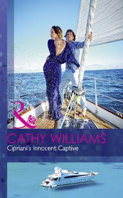 Cipriani's Innocent Captive - Williams, Cathy
