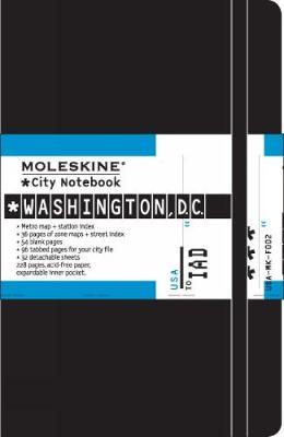 City Notebook Washington DC - Moleskine (Creator)