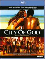 City of God [Blu-ray] - Fernando Meirelles