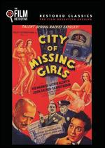 City of Missing Girls - Elmer Clifton