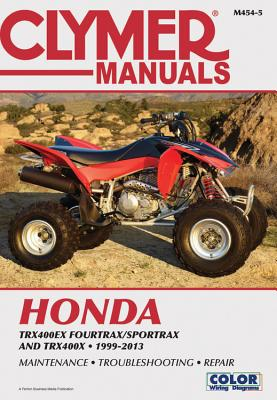 CL Honda TRX400EX Fourtrax Sportr 99-13 - Penton