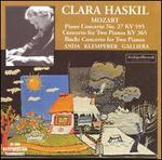 Clara Haskil plays Mozart & Bach