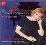 Clara & Robert Schumann: Piano Concertos - Margarita Hohenrieder (piano); Neue Philharmonie Westfalen; Johannes Wildner (conductor)