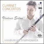 Clarinet Concertos: Nielsen, Debussy, Francaix