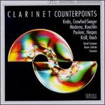 Clarinet Counterpoints