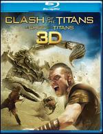 Clash of the Titans 3D [3 Discs] [Includes Digital Copy] [3D] [Blu-ray/DVD]