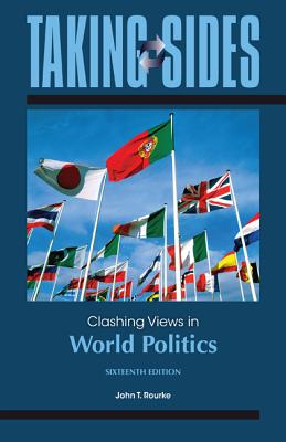 Clashing Views in World Politics - Rourke, John T, Professor